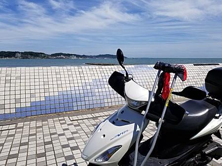 2019.6.17BOSSリハビリスクーターツーリング坂ノ下海浜公園1.jpg